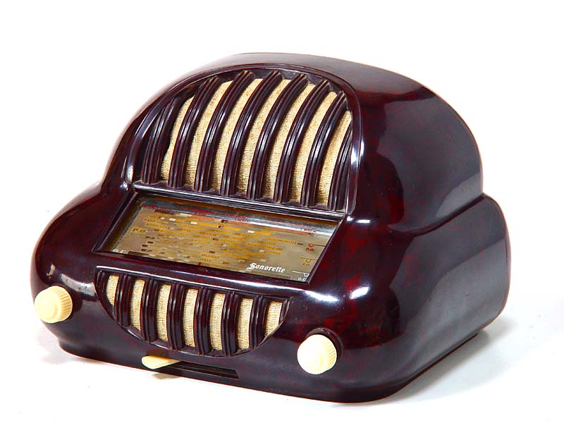 Device from the 60 s it s called a wireless a radio