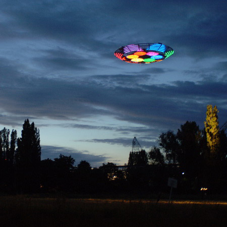UFO News ~ 4 mysterious assemblies of UFOs in the skies of Santiago Chile plus MORE Ufo-by-peter-turosq