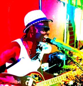 Soulman O'Gaia part of a global rEvolutionj